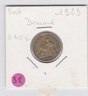 50 Cts Chambre De Commerce  1923 - G. 50 Centesimi