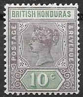 British Honduras Mh*  20 Euros - British Honduras (...-1970)