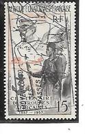 TIMBRE OBLITERE D'AFRIQUE EQUATORIALE DE 1957 N°MICHEL 304 - Used Stamps