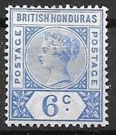 British Honduras Mh*  12 Euros - British Honduras (...-1970)