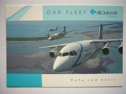 Avion / Airplane / AIR DOLOMITI / BAe 146-300 / Airline Issue - 1946-....: Modern Era