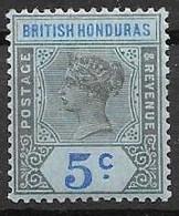 British Honduras Mh*  25 Euros - British Honduras (...-1970)