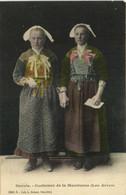 Savoie Costumes De La Maurienne (Les Arves) Colorisée Recto Verso - Zonder Classificatie