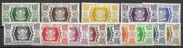 1944 Wallis Et Futuna Nc Mlh * 11 Euros - Unused Stamps