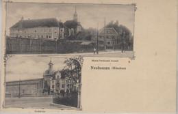 Bayern - München Neuhausen Maria-Ferdinand-Anstalt Sw-Mehrbild-AK Ca. 1900/05 - Non Classificati
