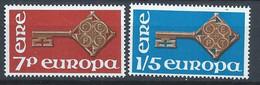 Irlande YT 203-204 Neuf Sans Charnière - XX - MNH Europa 1968 - Unused Stamps