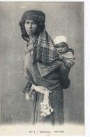 CPA  UNE BEDOUINE   N° 227 - Vrouwen