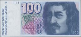 Switzerland / Schweiz: 100 Franken 1991, P.57k In UNC Condition. - Switzerland