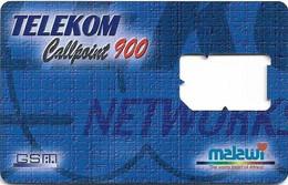 Malawi - Telekom Networks Malawi - Callpoint 900, GSM SIM2 Mini, Frame Only As Pic, Used - Malawi