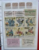 Deutschland - Notgeld - Hamburg: Album Mit 83 Notgeldscheinen, 14 Wertpapieren Und Weiteren Geldähnl - [11] Local Banknote Issues