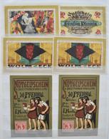 Deutschland - Notgeld - Hessen: Frankfurt A.M., Nicht Uninteressante Sammlung Von Ca. 100 Notgeldsch - [11] Local Banknote Issues