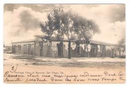 SAN DIEGO - Marriage Place Of Ramona - 1904 - - San Diego