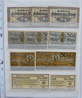 Deutschland - Notgeld - Sachsen: Dresden, Sammlung Von Knapp 100 Notgeldscheinen, 15 Wertpapieren Un - [11] Local Banknote Issues