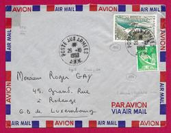 Enveloppe Datée De 1959 - Poste Aux Armées - A.F.N. - Secteur Postal 86.181 - Oblitérés
