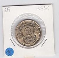 2frs Morlon  1931 - H. 1 Franco
