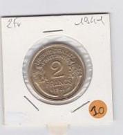 2frs Morlon 1941 - H. 1 Franco