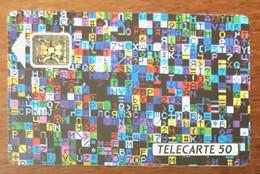 06 NICE MATIN TELECARTE PRIVÉE PUBLIQUE 50 UNITÉS RÉFÉRENCE PHONECOTE En294 DU 12/91 PHONECARD SMART CARD CHIP - 50 Unità
