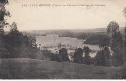 86 - Availles-Limousine - Un Beau Panorama Sur Le Barrage De Jousseau - Availles Limouzine