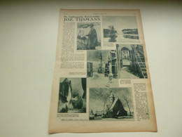 """Origineel Knipsel ( 3215 ) Uit Tijdschrift """"  Katholieke Illustratie """" 1932 :  Joz. Tijsmans  Sint - Truiden - Zonder Classificatie"""