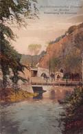Deutschland Aus Dem Romantischen Hönnetal Bei Menden Tunneleingang Am Klusenstein  M 6336 - Menden