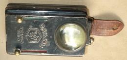 Authentique Lampe DAIMON WW2 Compète (filtre Vert/rouge) En état De Marche - Knives/Swords