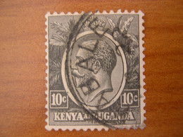 Kenya Ouganda Obl N° 3A - Kenya & Uganda