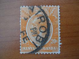 Kenya Ouganda Obl N° 6 - Kenya & Uganda