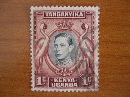Kenya Ouganda Obl N° 50 - Kenya & Uganda