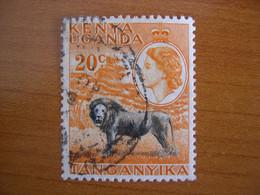Kenya Ouganda Obl N° 92 - Kenya & Uganda