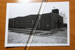 Genk Gebedshuis    Photo Prive - Genk