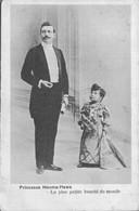 H1801 - Princesse Nouma-Hawa - La Plus Petite Beauté Du Monde - Case Reali