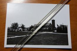 Waterschei  Hoevezavel   Kerk  Photo Prive Privaat Opname - Genk