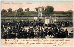 BUDAPEST - Loverseny Palya - Rennplatz - Ungheria