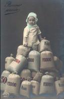 H1801 - Bonne Année - ENFANT - Neujahr