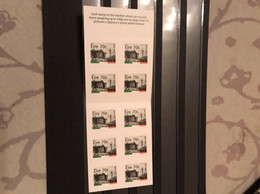 2016 Booklet GPO Sackville Street Mint Containing  10 N (National Stamps) €0.70 - Boekjes