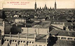 ZARAGOZA VISTA PARCIAL L ROISIN FOTO      ZARAGOZA ARAGON ESPAÑA ESPAGNE - Zaragoza