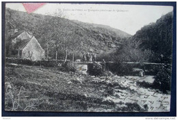 CPA 29 QUIMPER (environs) - Vallée De L'Odet Au STANGALA - Villard 49 - Réf. I 51 - Quimper