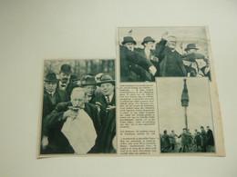 """Origineel Knipsel ( 3250 ) Uit Tijdschrift """" Katholieke Illustratie """" 1932 :   Geraardsbergen - Unclassified"""