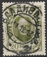 Russia 1913, 20 Kop, Very Nice Vladivostok Postmark/ Russian Far East, Michel 90 - Usati