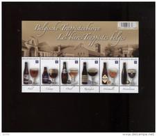 Belgie Blok Feuillet BL197 Belgian Trappist Beers Bieres Trappistes Orval Rochefort MNH - Blocks & Sheetlets 1962-....