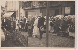 RIBERAC FELIBREE DE 1930 PLACE DE LA LIBERTE ( Carte Photo ) - Riberac