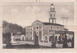Pellaloco Di Roverbella - Mantova - Chiesa E Monumento Di S. Rita - Mantova