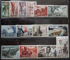 AEF TB Lot PA * (72.15e) - Unused Stamps