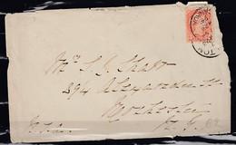 Brief Van Canada - Briefe U. Dokumente