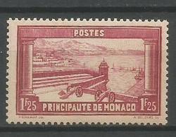 Timbre Monaco En Neuf ** N 127 - Unused Stamps