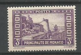 Timbre Monaco En Neuf ** N 130 - Nuovi