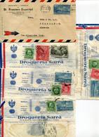 Cuba - Lot Briefe - Verzamelingen & Reeksen