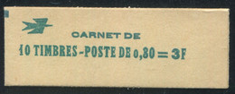 FRANCE - CARNET N° 1331A -C 1 - * * - COMPLET FERMÉ & LUXE - Freimarke