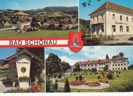 952) BAD SCHÖNAU - Gasthof PÜRER - Kurhaus Zum LANDSKNECHT 1974 !! - Unclassified