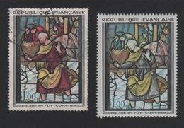Variété De Complaisance, N° 1377 Neuf Sans Charnière - Varieteiten: 1960-69 Postfris